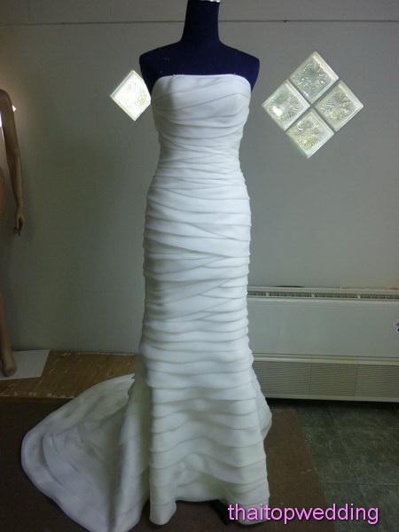 การเลือกชุดแต่งงาน