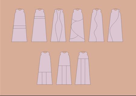 การเลือกชุด