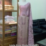 Thai traditional dress.