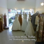 Thai Bridal Leela Rose Showroom