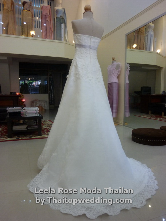 wedding dress bangkok