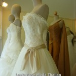 Thai brial sample wedding gown.