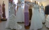 Wedding dresses at Thaitopwedding 2011 Thailand
