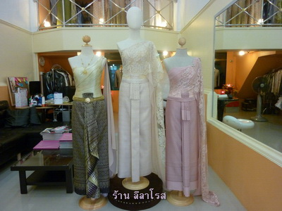 Thailand designer traditional wedding dresses