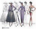 ประวัติ ยุคแบบ แฟชั่นเสื้อผ้าโลก ( World Fashion History )