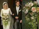 ช่อดอกไม้เจ้าหญิง เจ้าสาว งานแต่งงาน ที่สวยที่สุดในโลก