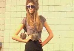 แฟชั่นเสื้อผ้า ผู้หญิง Bohemian 2008-2009 ชุดที่ 4