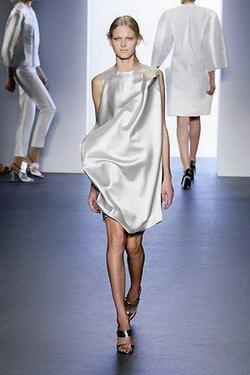 แบบชุดทำงาน ผู้หญิง 2009 Calvin Klein ชุดที่ 8