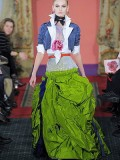 ตัวอย่างแฟชั่น โอต กูตูร์ ( Haute Couture ) ของ Christian Lacroix