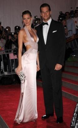 Gisele bundchen และ Tom Brady งานแต่งงานดารา