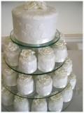 เค็กแต่งงาน 2009 แบบที่ 1