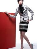 ชุดทำงานแฟชั่นเกาหลีผู้หญิง Besti Belli โดย Lee Na Young