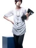 แฟชั่นชุดทำงานเกาหลีน่าััรัก อินเทรนด์้ โดย Lee Na Young สไตล์สาวสำนักงาน