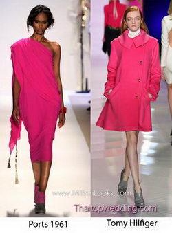 เสื้อผ้าแฟชั่นสีโปรดผู้หญิง ปีนี้และปีหน้าสาวๆอินเทรนด์