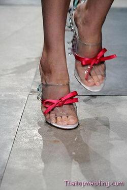 แฟชั่นรองเท้า 2010