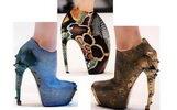 ศึกรองเท้าส้นสูงเอเลียน Lady Gaga ปะทะผมเปียยมทูต นางแมวป่า