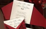 การ์ดแต่งงาน การ์ดเชิญ แบบที่นิยมสูงสุด 2009