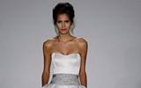 ชุดวิวาห์สวยน่ารัก Seri แพลทินัม ( platinum ) จาก Priscilla Boston