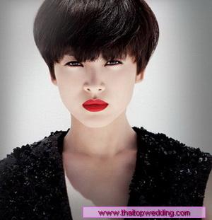 แบบทรงผมสั้นเกาหลี สวยๆ น่ารักๆ ขอดูอินเทรนด์แบบซอง เฮเคียว Song Hye Kyo