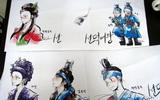 ตามรอยมหาราชินีสามแผ่นดิน ซีรีย์สุดฮอตแห่งปี ซอนต๊อก เกาหลี