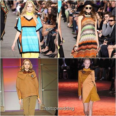 โทนสีเสื้อผ้าแฟชั่นปีหน้า 2011