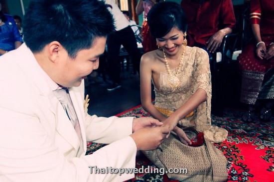 ลายผ้าถุงชุดไทยแบบน่ารัก น่าใช้ 2011