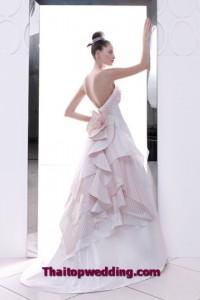 การออกแบบ wedding dress แบบหม่ที่ไม่มีลิมิต 2011