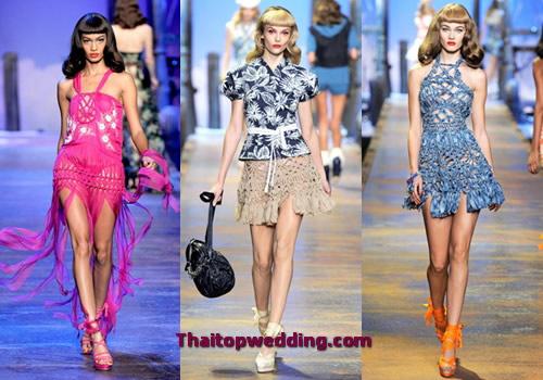 แต่งตัวแฟชั่น 2011 แบบคุณนายๆ LV กะ Dior หน้าร้อน
