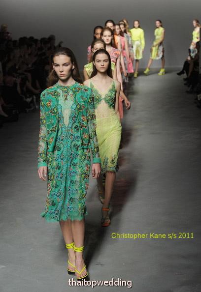เอ้าท์ฟิต outfit 2011เสื้อผ้าสีสดๆ แฟชั่นหน้าร้อน เพื่อสาวสดใส