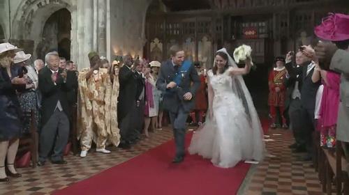 คลิป งานแต่งงาน เจ้าชาย-เจ้าหญิง แห่งปี ที่น่ารัก