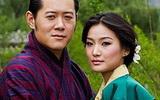 ประกาศงานแต่งงานกษัตริย์จิกมี ต้นแบบ ความสุขมวลรวมประชาชาติ ( GNH ) ภูฎาน