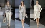 แฟชั่น สาวออฟฟิศ Giorgio Armani Ready-To-Wear