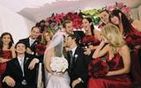 Britney Spears และ Kevin ใน งานแต่งงาน