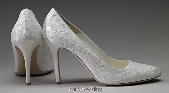 รองเท้าเจ้าหญิง จาก Alexander McQueen