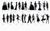 ซิลูเอท ( silhouette ) คือ อะไร? ในโลกแฟชั่น