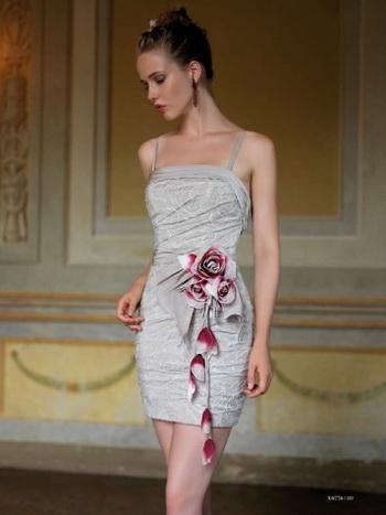 ชุดวันหมั้น dress แต่งงาน แบบสั้น เรียบๆ เจ้าสาว ใหม่ ล่าสุด