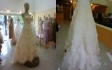 ชุดแต่งงาน ดอกกุหลาบ 2012 ร้าน Leela Rose
