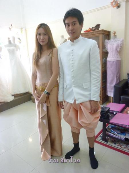 ชุดไทย แบบโปรดๆ ลูกค้า ชุดแต่งงาน ร้าน ลีลาโรส