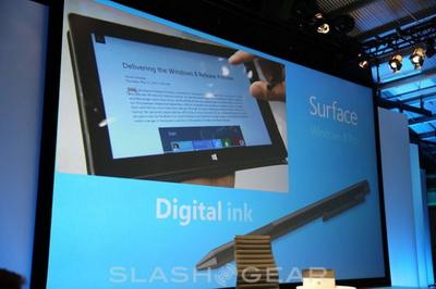 Surface ไมโครซอฟ เซอร์เฟส ข่าวแท็บเล็ท ดูๆ ดูเธอทำ