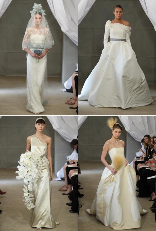 สุดยอด ชุดแต่งงาน 2013 ของ Carolina Herra