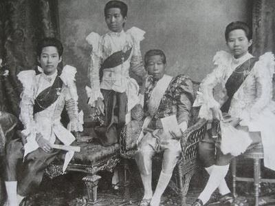 ไอเดีย ประยุกต์ แขนยาว ร. 5 แต่งไทย ปฐมบท
