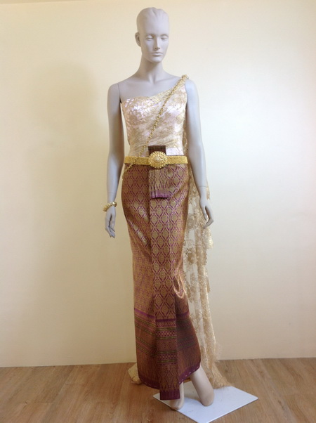 Thai traditional dresses for wedding