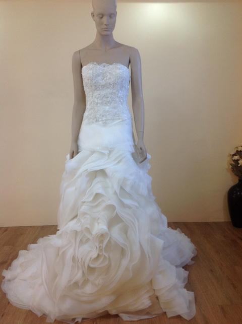 ชุดแต่งงาน 2014 แบบ สวยๆ ผู้นำ วีร่า แวงค์