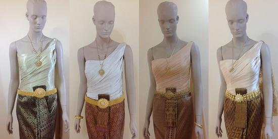 เช่าชุดเจ้าสาว เช่าชุดไทย แผนที่ร้าน Leeala Rose ถนนอรุณอมรินทร์
