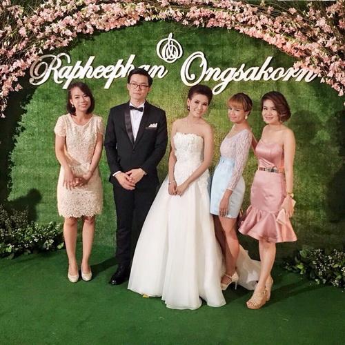 รีวิวชุดแต่งงาน ชุดไทยเจ้าสาว บ่าวสาว