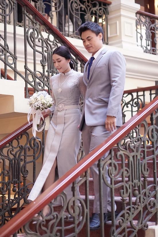 รูป ชุดไทยแต่งงาน